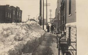 RP: CANTON , South Dakota , 00-10s ; Main Street (Winter)
