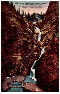 Colorado Colarado Springs  Seven Falls