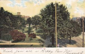Lancaster County Prison and Grounds, LANCASTER, Pennyslvania, 00-10s