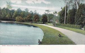 Florida Jacksonville Riverside Park