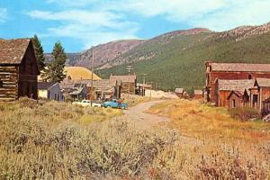 MT - Elkhorn (Now A Ghost Town)