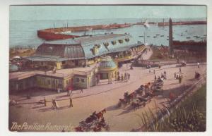 P139 JL  original postcard Ramsgates Royal Victoria Pavilion