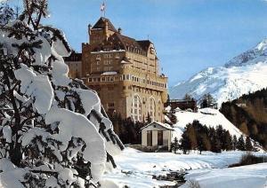 Switzerland Schloss Hotel, Pontresina Engadin, Sommer und Winter Geoffnet