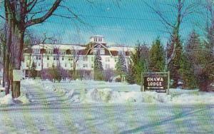 Pennsylvania Mountainhome Onawa Lodge
