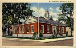 U.S. Post Office - Walterboro, South Carolina