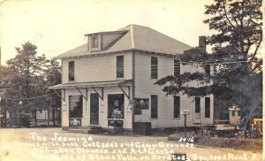 Glens Falls NY The Jasmine Restaurant Store Camp Grounds Cottages RPPC
