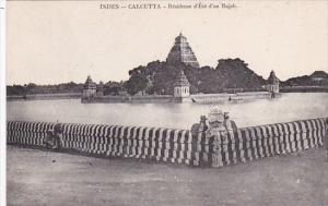 India Calcutta Residence d'Ete d'un Rajah
