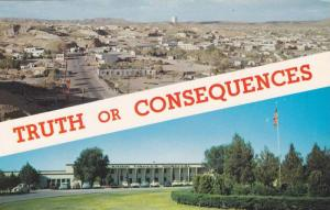 Carrie Tingle Hospital, Truth or Consequences, New Mexico, PU-1940-1960s