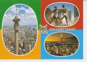 Postal 042412 : Johannesburg. South Africa