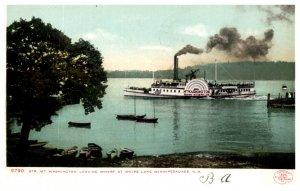 Steamer Mt.Washington