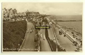 tp2739 - East Promenade Slopes , Clacton-on-Sea , Essex - postcard