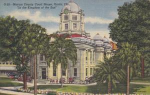 Court House , OCALA , Florida , 30-40s