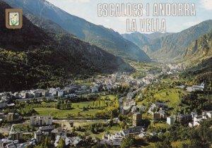 ANDORRA , 1985 ; General View