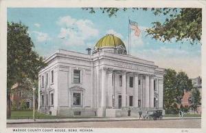 Nevada Reno Washoe County Court House