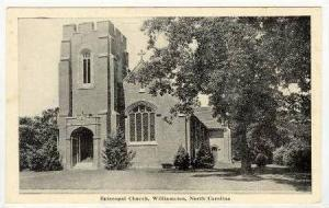 Episcopal Church, Williamston, North Carolina, 20-40s
