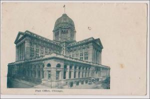 Post Office, Chicago Ill