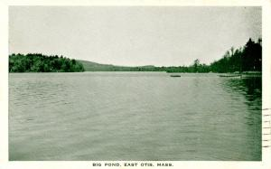 MA - East Otis. Big Pond