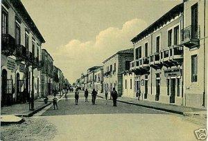 CARTOLINA d'Epoca: LOCRI - REGGIO CALABRIA