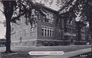 High School Salem Indian Dexsta Press