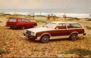 1979 Mercury Bobcat Wagon and Bobcat Villager Wagon Tally's Auto Sales G...