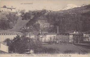 France Grenoble Uriage-les-Bains et le Colon