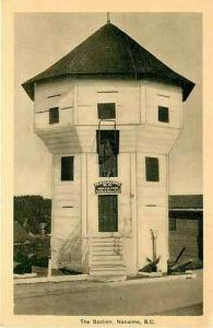 Canada, British Columbia, Nanaimo, The Bastion, Photogelatin Engraving Company