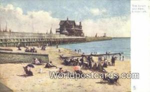 United Kingdom, UK, England, Great Britain The Sands & Piers Lowestoft Lowest...