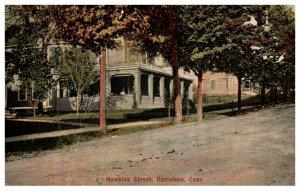 Connecticut Danielson , Hawkins Street