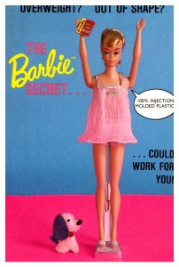 Nostalgic Barbie , Overweight? The Barbie Secret , Could Work ...