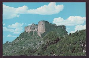 The Citadel Cap Haitien Haiti Post Card  3700