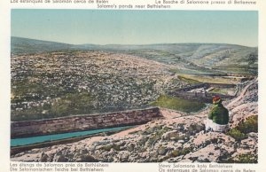 BETHLEHEM , Palestine , 00-10s ; Aerial View
