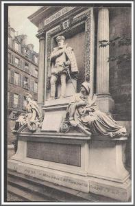 France - Monument de l'amiral de Coligny - [FG024]