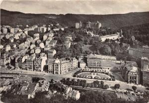 B67379 Karlovy Vary panorama  czech