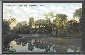 Kansas, Independence Verdigris River