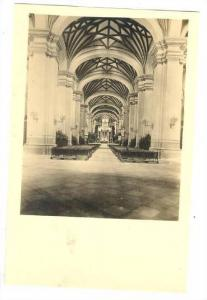 PERU - Lima, Interior of the Cathedral, 1910´s