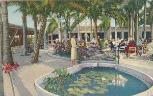 Florida Largo Palm Garden Restairant 1954