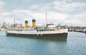 VICTORIA, British Columbia, Canada, 1950-1960's; Princess Marguerite C.P.R. F...
