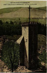 CPA Chartreuse de Bonnefoy La Tour du Couvent (398842)