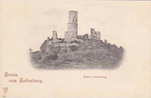 Gruss aus Godesburg , Germany , 1890s