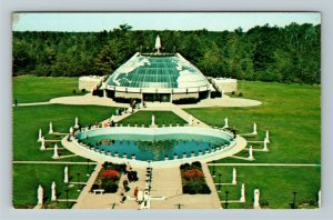 Youngstown NY-New York, Our Lady Of Fatima Shrine, Chrome c1977 Postcard