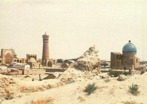 Buhara Uzbekistan Mosque postcard