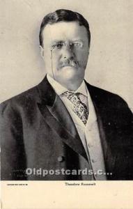President Theodore Roosevelt Unused