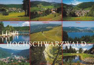 Germany Hochschwarzwald Multi View