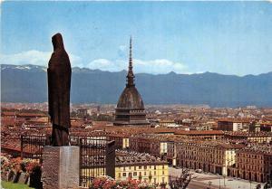 B73191 Torino panorama Italy