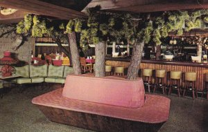 GURNEE, Illinois, 1950-1960s; The Rustic Manor Restaurant And Cocktail Lounge