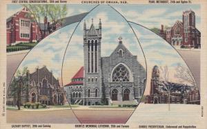 OMAHA , Nebraska , 30-40s ; Churches