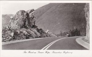 RP, The Head On Scenic Hope, PRINCETON HIGHWAY, British Columbia, Canada, PU-...