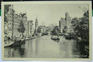 Netherlands Amsterdam Singel - unposted