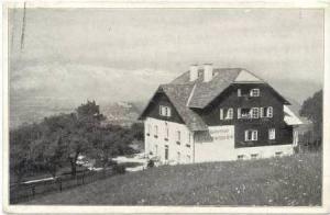 Gasthof Judenbergalpe, Salzburg, Austria, PU-1921