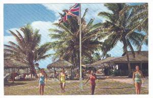 Paradise Beach, Hog Island, Nassau, Bahamas, 1940-1960s